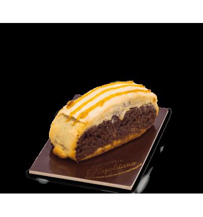 Guantiera biscotto all'amarena